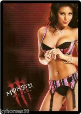 Monster Energy Drink Sexy Lady Refrigerator Magnet