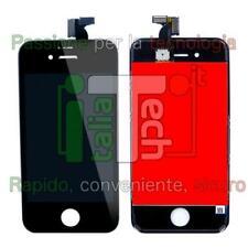 touch schermo assemblato per iPhone 4 nero vetro touchscreen lcd retina display