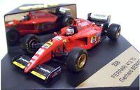 ONYX 211 212 237 238 FERRARI 412 T1B & T2 F1 model cars J Alesi / G Berger 1:43