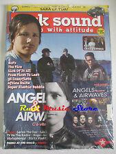 rivista ROCK SOUND 97/2006 + CD Angel & Airwaves + POSTER Atreyu/Dresden Dolls