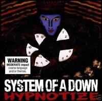 SYSTEM OF A DOWN Hypnotize CD BRAND NEW