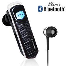 A2Dp Universal Stylish Wireless Dual-Mode Stereo Bluetooth Headset Voice & Music