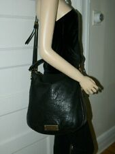 MARC BY MARC JACOBS WASHED UP BILLY HOBO CROSS BODY SHOULDER BAG PURSE.
