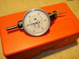 ".0005"" INTERAPID DIAL TEST INDICATOR 312B-1 SWISS MADE PRECISION MACHINIST TOOL"