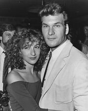 1987 Film DIRTY DANCING Patrick Swayze & Jennifer Grey Glossy 8x10 Photo Poster