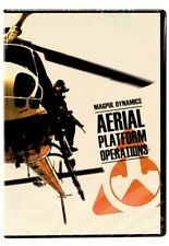 Aerial Platform Operations DVD by Magpul Dynamics BRAND NEW Factory Sealed