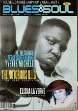 The Notorious B.I.G (Biggie) The Last Interview Blues & Soul Magazine March 1997