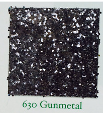 30gs Gunmetal Metal Flake SCAGLIE USA, artigianato, auto personalizzate, Camaleonte VERNICIATURA SPRAY,