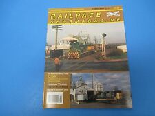 Railpace News Magazine February 2010 CSX Lansdale Cluster Roanoke Night   M1554