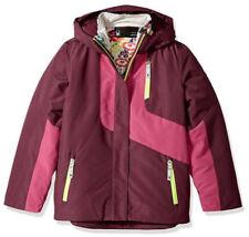 Spyder Girls Reckon 3-In-1 Jacket, Ski Snowboarding Jacket, Size M (10/12 Kids)