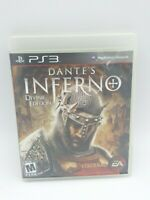 Dante's Inferno -- Divine Edition (Sony PlayStation 3, 2010) PS3 TESTED & COMPLE