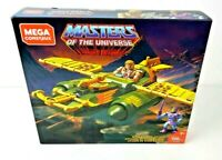 Mega Construx Masters Of The Universe Wind Raider Attack 198pcs He-Man, Skeletor