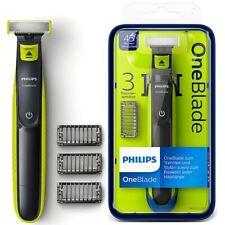 PhilipsOneBlade QP2520/20 Regola e scolpisce barba e capelli, non irrita