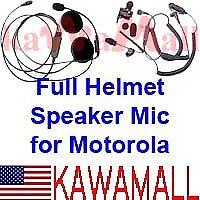 Speaker Ear Full Helmet Noise Filter Mic GP300 HT1250