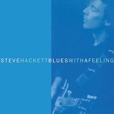 STEVE HACKETT of GENESIS New Sealed 2017 BLUES WITH FEELING A CD w BONUSES
