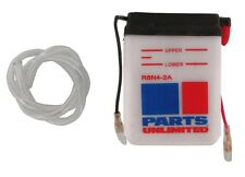 Parts Unlimited - LEMM2640B - 6V Conventional Battery, Y6N4-2A