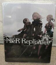 Nier Replicant Steelbook NEU in Folie - Custom ! ohne Spiel ! NO GAME
