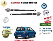 für Renault Twingo 1.2 1.5 dCi 2007- > NEU 2 x Innere Zahnstange Spur Stange