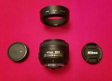 US Model Nikon DX Nikkor AF-S 35 mm f/1.8G Lens for Nikon Digital SLR Cameras
