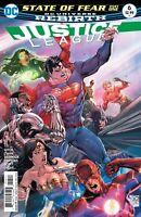 Justice League Rebirth #6-17 | Main & Variants Covers | DC Comics | NM 2016 2017
