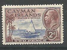 Pre-Decimal George V (1910-1936) Caymanian Stamps