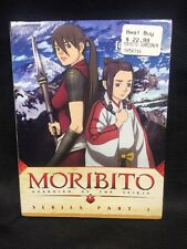 MORIBITO GUARDIAN OF THE SPIRIT DVD JAPANESE ANIMATION SERIES PART 1 BRAND NEW