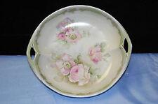 Rare Antique Ehrhard Schlegelmilch Bowl: Suhl, Germany circa: 1900  (S3652)