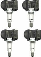 4x NEW Original BMW TPMS Tire Pressure Monitor Sensor 36106856209 36106881890