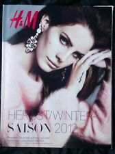LANA DEL REY H&M Herbst /Winter Katalog aus 2012