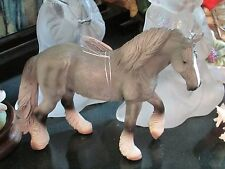#88574 Corral Pals Grey Shire Draft Mare Breyer Horses by Collecta NWT