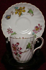 MINTON china VERMONT S365 Cup and Saucer Set