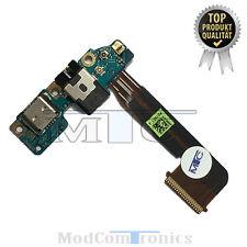 HTC One M9 Ladebuchse Lade Micro USB Flexkabel Audio Jack Buchse Port NEU022