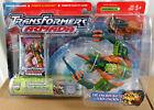 Transformers Armada TERRORSAUR Super-Con w/ IRONHIDE Mini-Con - NEW MOSC