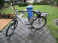 e bike 28 Zoll, Elektrofahrrad mit Frontmotor 36 Volt, Rücktrittbremse