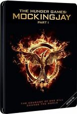 The Hunger Games Mockingjay Part 1 Steelbook Blu-ray 2015