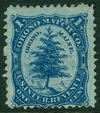 USA : 1864. Scott #RO141a Very Fine. Catalog $40.00.