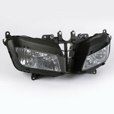 Black Front Headlight Assembly Headlamp For Honda CBR 600 RR CBR 600RR 2013-2014