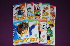 WHISTLE ! - Daisuke Higuchi - Panini Génération Comics - Lot N° 1 à 9