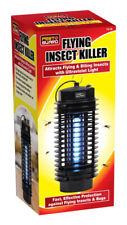 Electric UV Mosquito Killer Lamp Fly Bug Indoor Insect Zapper Pest Catcher Trap