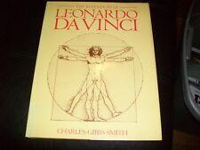 The Inventions of Leonardo Da Vinci by Charles Gibbs-Smith (1978, Hardcover)