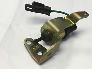 NOS CARBURETOR IDLE STOP SOLENOID 2 & 4 BBL BUICK CADDY CHEVY OLDS PONTIAC
