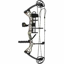 New Bear Crux Bow Complete PKG Left Hand Realtree Xtra 40-50# or 50-60#