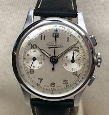 Vintage Bovet Chronograph Chrono Wristwatch