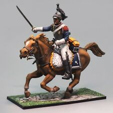 Tin soldiers, 5 cuirassier regiment of Napoleon's army, 130