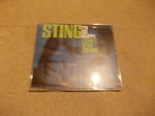 STING I WAS BROUGHT TO MY SENSES SO HAPPY CANT STOP CRYING CD SINGLES FREE POST