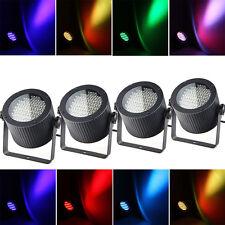 4* DMX512 Bühnenlampe Strahler LEDs DJ Club Party Bühnen Laser Spot Lichteffekte