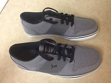 New Pair of Boys Puma El Ace 2 Jr Nubuck Sneakers Choose Sz 4 5 or 6 Shoes