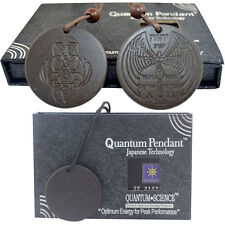 Powerful Scalar Energy Quantum Necklace Pendant Health Magnetic Power Chain Use