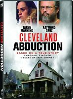 Cleveland Abduction DVD  2015 Taryn Manning, Raymond Cruz, Pam Grier (MOD DVD-R)