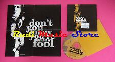 CD singolo 22-20s Such A Fool HVN 148CDS ENCHANED no vhs dvd lp mc(S20)